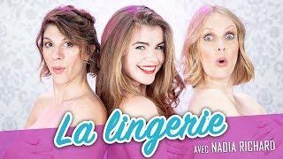 Download La lingerie (feat. NADIA RICHARD) - Parlons peu Mais Parlons Video