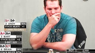 Download Bart Hanson Plays High Stakes $25-50 on Live at the Bike! Video
