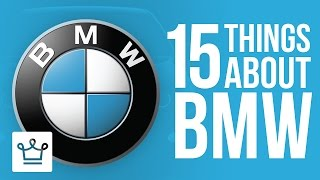 Download 15 Things You Didn't Know About BMW Video