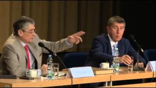 Download Diskuze ministra financí Andreje Babiše se studenty Video