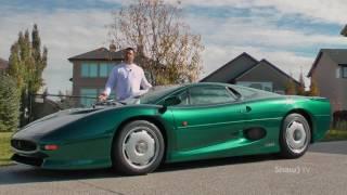 Download Ferrari F50 vs Diablo SE30 vs Jaguar XJ220 and other Collector Car Reviews. Video