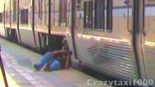 Download Why stupid people get hit by trains. Video