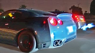 Download Night Full of STREET RACING in L.A. Video