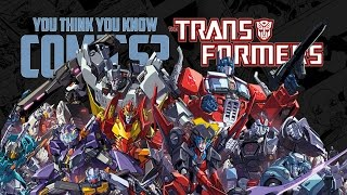 Download Transformers - You Think You Know Comics? Video