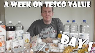 Download A Week On Tesco Value DAY 1 Video
