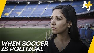 Download Barca vs. Real Madrid: How Soccer Is Politics In Spain | Direct From With Dena Takruri - AJ+ Video