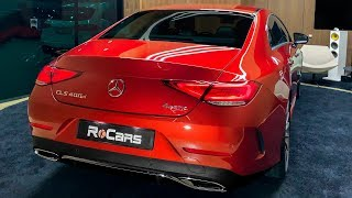 Download Mercedes CLS (2019) - Beautiful Sports Sedan! Video