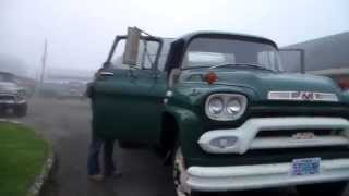 Download 1959 GMC 36,000 Mile Survivor Truck Retrieval Video