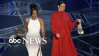 Download Tiffany Haddish steals the show at 2018 Oscars Video