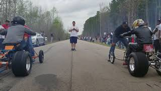 Download Banshee Drag race Video