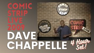 Download Dave Chappelle ″Comic Strip Live, NYC″ (2/27/09) AUDIO RESTORED Video