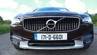 Download Volvo V90 Cross Country 2017 review Video