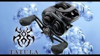 Download PGM 018 - Carretilha Daiwa Tatula 100HS Video