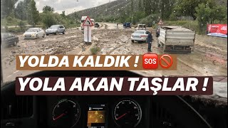 Download ANKARA - İZMİR / YOLDA KALDIK ! / YOLA AKAN TAŞLAR ! Video