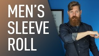 Download How to Roll Your Sleeves | Eric Bandholz Video
