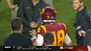Download Football: USC 39, WSU 36 - Highlights 9/21/2018 Video