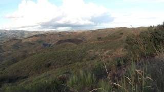 Download Vale da Vilariça em fim de tarde Video