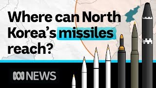 Download The countries within reach of North Korea's missiles | Did You Know? Video