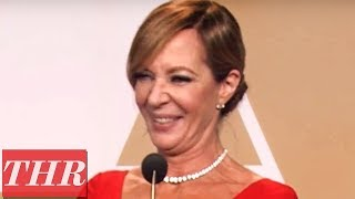 Download Allison Janney on Winning Best Supporting Actress for 'I, Tonya' | Oscars 2018 Video