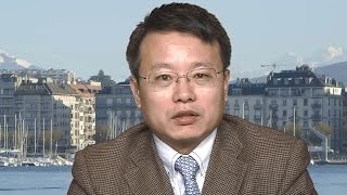 Download Lifeng Li discusses China's efforts at water conservation Video