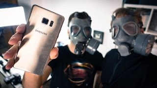 Download Note 7 Battery Explosion - REPLICA test Video