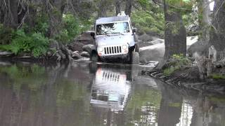 Download Rubicon Water crossing Jeep 2011 Video