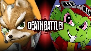 Download Fox McCloud VS Bucky O'Hare | DEATH BATTLE! Video