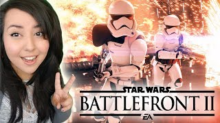 Download ⭐Star Wars Battlefront 2 Beta on PS4    Multiplayer ACTION! Video