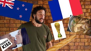 Download THE DIFFERENCE BETWEEN NEW ZEALAND AND FRANCE Video