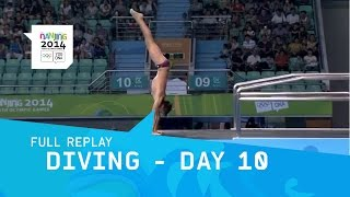 Download Diving - Day 10 Men's 10m platform Final | Full Replay | Nanjing 2014 Youth Olympic Games Video