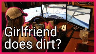 Download My Girlfriend on a Dirt Track!? Video