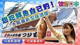 Download 惊奇日本:想吃鮮魚自己釣!大阪新型態居酒屋【外国人が釣りできる居酒屋に行ってみた】ビックリ日本 Video