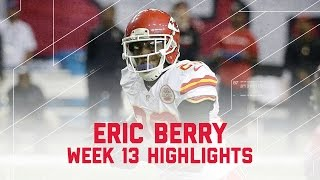 Download Eric Berry's Clutch 8-Point Performance! | Chiefs vs. Falcons | NFL Week 13 Player Highlights Video