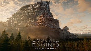 Download Mortal Engines Official Trailer [HD] Video