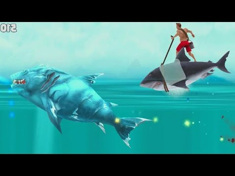 hqdefault Hungry Shark Evolution Ice Shark Android Gameplay #22 Technology