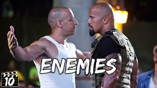 Download Top 10 Actors Who Are Forbidden From Working Together Video
