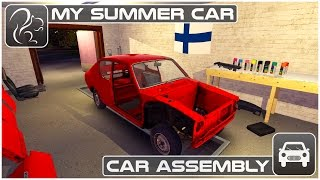 Download My Summer Car - Episode 3 - Car Assembly Video
