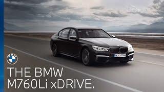 Download Introducing the new BMW M760Li xDrive V12. Video