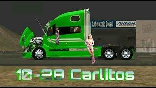 Download GTS Grand Truck Simulador (como haser el montaje de cofre abierto) Video