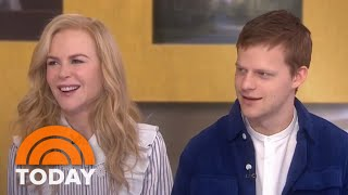 Download Nicole Kidman And Lucas Hedges Talk 'Boy Erased'   TODAY Video