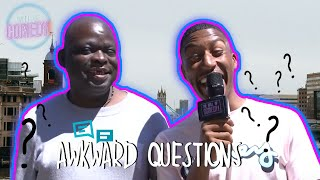 Download Asking Awkward Questions | In LEWISHAM With Yung Filly Video