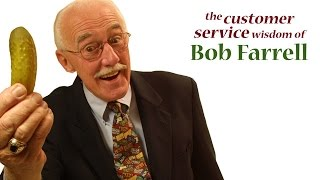 Download Give 'Em the Pickle by Bob Farrell - Customer Service Training Video