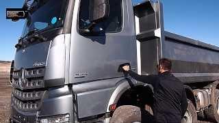 Download Mercedes-Benz Arocs 4142K test Video