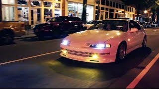 Download Tuner Cars vs The Downtown Streets! Video