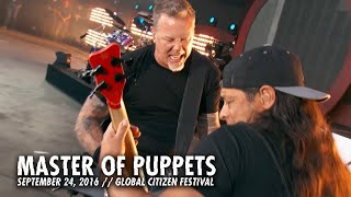 Download Metallica: Master of Puppets (Live - Global Citizen - New York, NY - 2016) Video