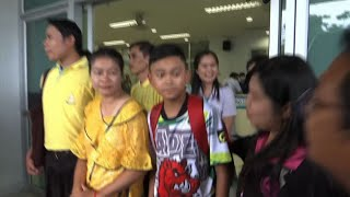 Download Out of Hospital, Thai Boys Meet with Media Video