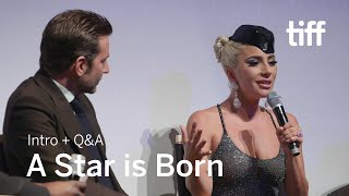 Download A STAR IS BORN Cast and Crew Q&A | TIFF 2018 Video