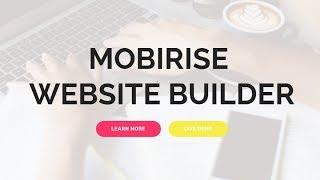 Download Mobirise Web Design Software   New 4 Version! Video