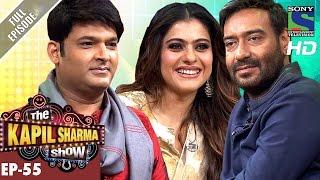 Download The Kapil Sharma Show -दी कपिल शर्मा शो- Ep-55-Ajay Devgan and Kajol Rock Kapil's Show–29th Oct 2016 Video