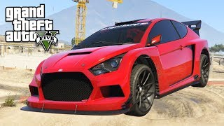 Download NEW $2,000,000+ ″FLASH GT″ RALLY SPORTS CAR!! (GTA 5 Online DLC Update) Video